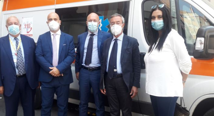 Realizzazione Terapia intensiva al Vittorio Emanuele: sopralluogo Asp ed Eni