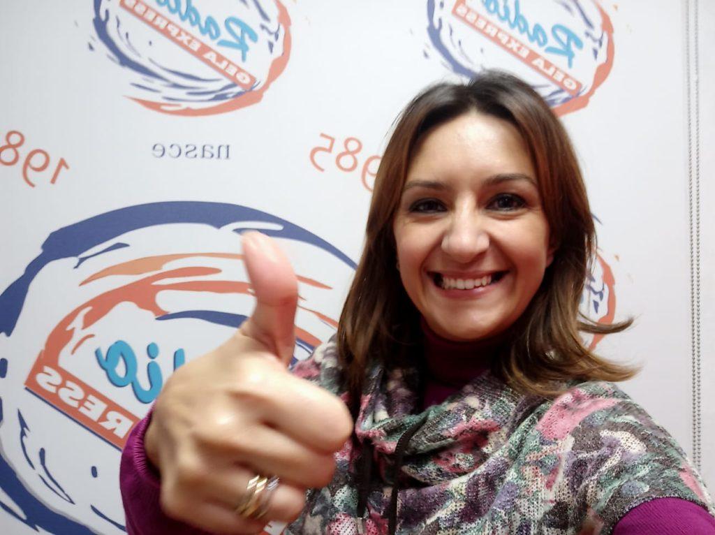 FANTASTICA on air...Ramona Sciascia in diretta tra poco...